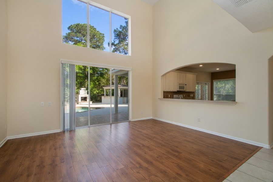 Real Estate Photography - 648 Caledonia Pl, Sanford, FL, 32771 - Living Room