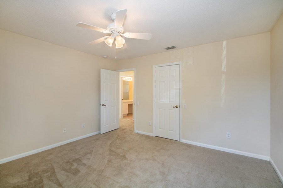 Real Estate Photography - 648 Caledonia Pl, Sanford, FL, 32771 - Bedroom