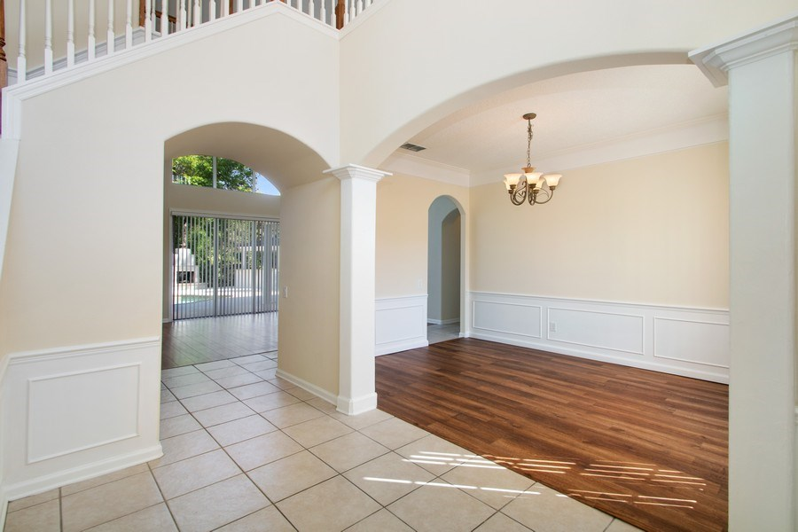 Real Estate Photography - 648 Caledonia Pl, Sanford, FL, 32771 - Foyer