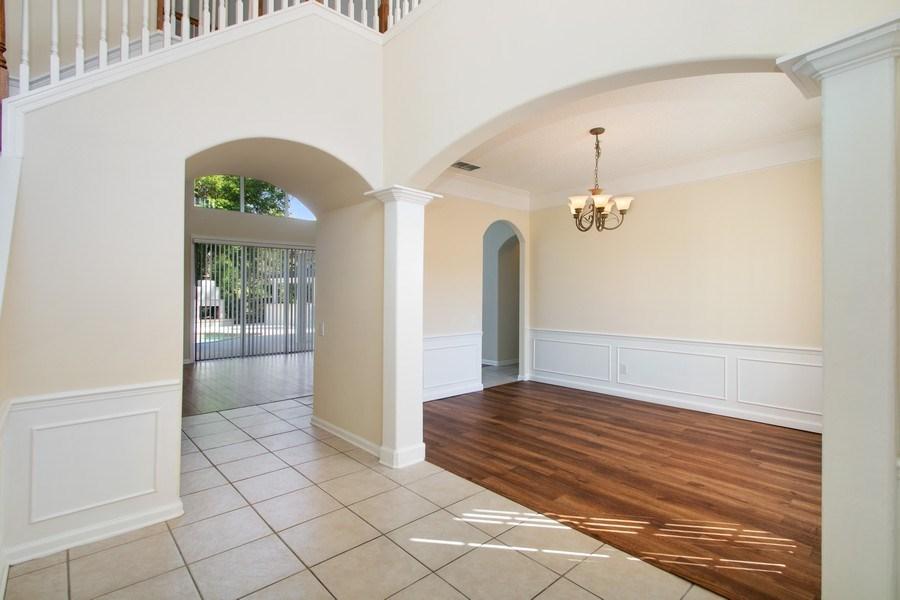 Real Estate Photography - 648 Caledonia Pl, Sanford, FL, 32771 - Foyer