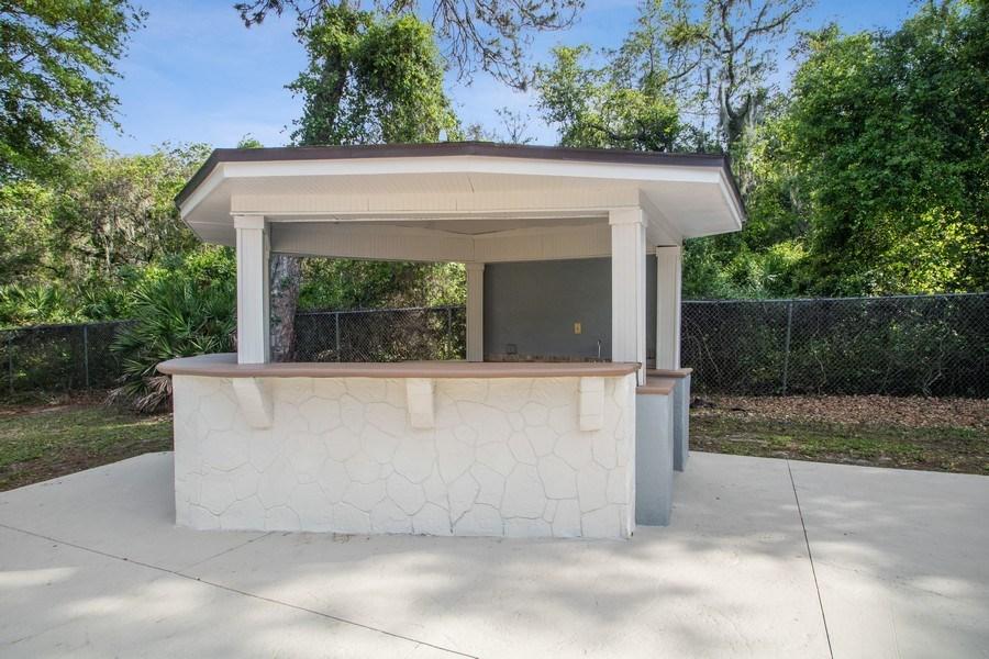 Real Estate Photography - 648 Caledonia Pl, Sanford, FL, 32771 - Deck