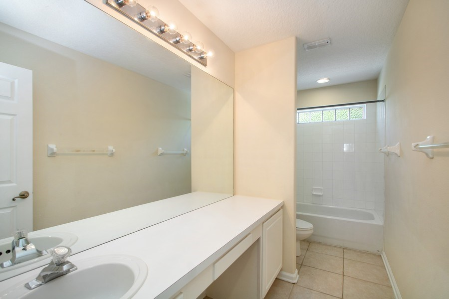 Real Estate Photography - 648 Caledonia Pl, Sanford, FL, 32771 - Bathroom