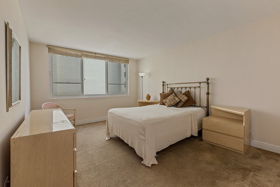 Real Estate Photography - 5005 Collins Ave, Unit 1023, Miami Beach, FL, 33140 - Bedroom