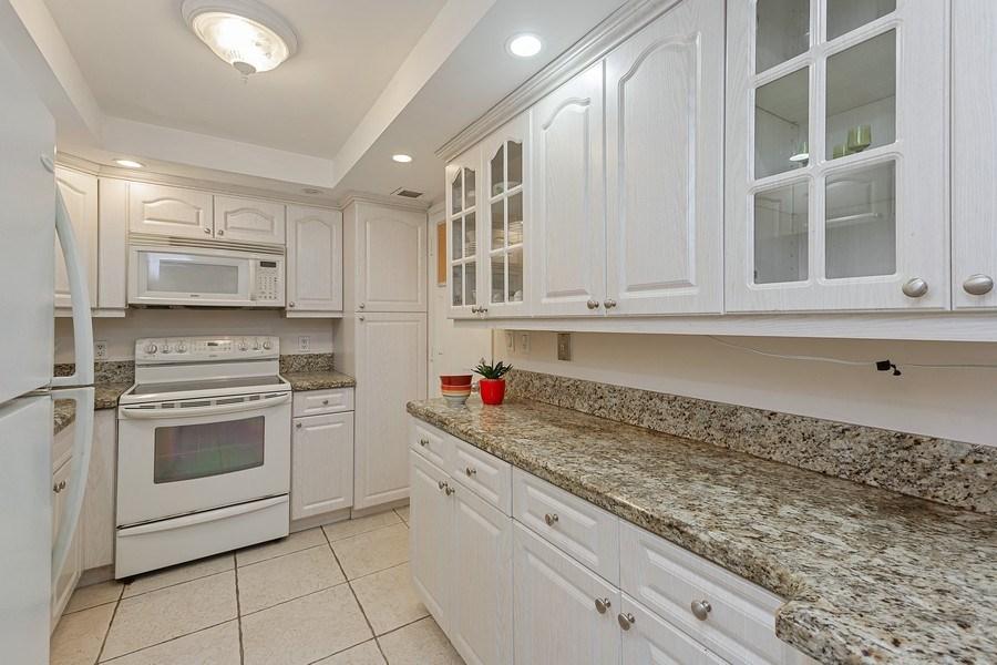 Real Estate Photography - 5005 Collins Ave, Unit 1023, Miami Beach, FL, 33140 - Kitchen