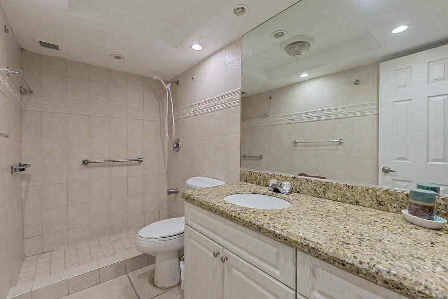 Real Estate Photography - 5005 Collins Ave, Unit 1023, Miami Beach, FL, 33140 - Bathroom