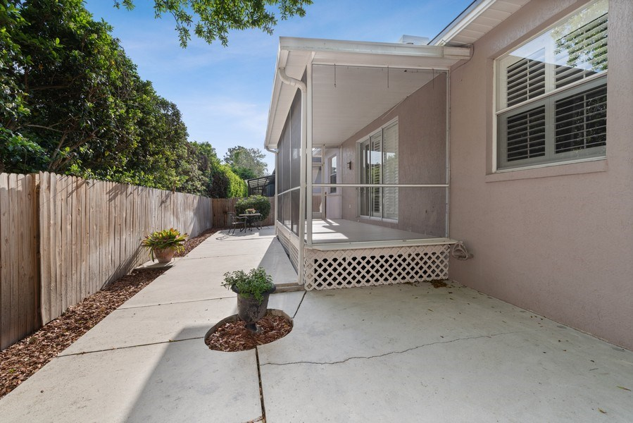 Real Estate Photography - 2652 QUEEN MARY PLACE, MAITLAND, FL, 32751 - Patio