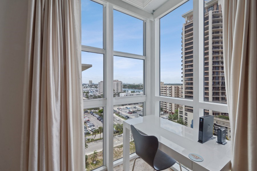 Real Estate Photography - 101 S. Fort Lauderdale Beach Blvd Apt. 1406, Fort Lauderdale, FL, 33316 - 2nd Bedroom