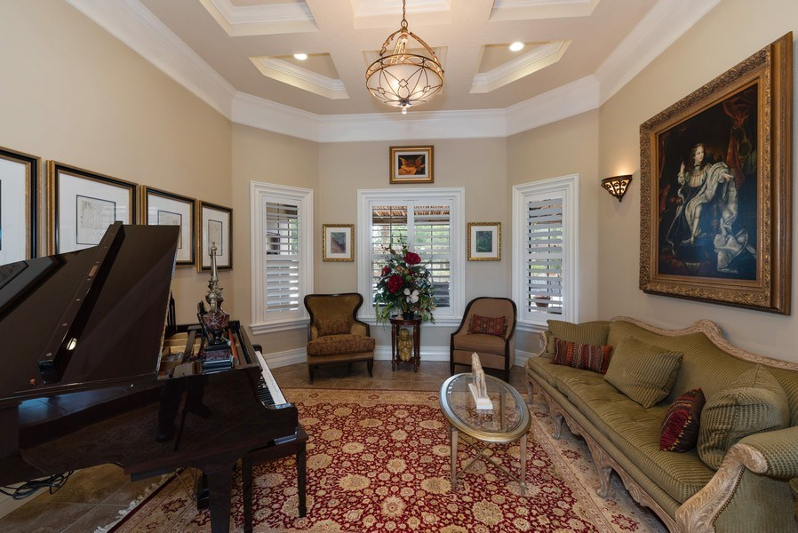 Real Estate Photography - 1630 Lake Mills Rd, Chuluota, FL, 32766 - Living Room