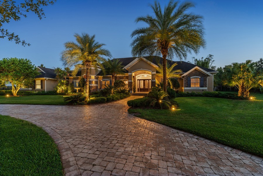 Real Estate Photography - 1630 Lake Mills Rd, Chuluota, FL, 32766 - Front View