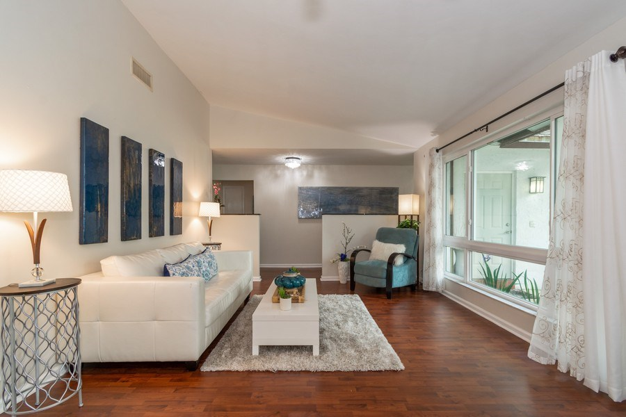 Real Estate Photography - 2434 SW 19th St, Fort Lauderdale, FL, 33312 - Living Room