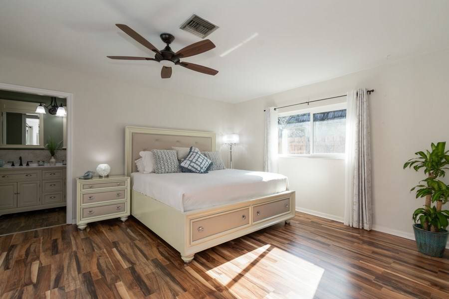 Real Estate Photography - 2434 SW 19th St, Fort Lauderdale, FL, 33312 - Master Bedroom