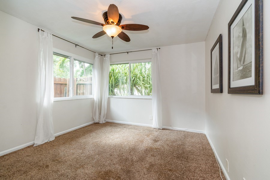 Real Estate Photography - 2434 SW 19th St, Fort Lauderdale, FL, 33312 - 3rd BEDROOM
