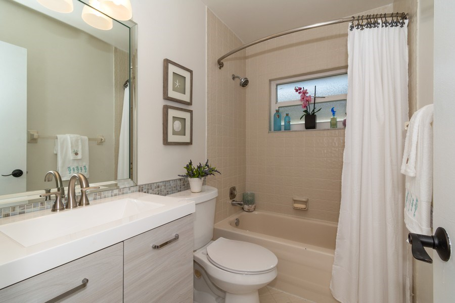 Real Estate Photography - 2434 SW 19th St, Fort Lauderdale, FL, 33312 - Bathroom