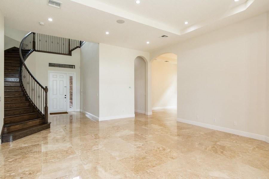 Real Estate Photography - 10262 Sweet Bay Manor, Parkland, FL, 33076 - Foyer/Living Room