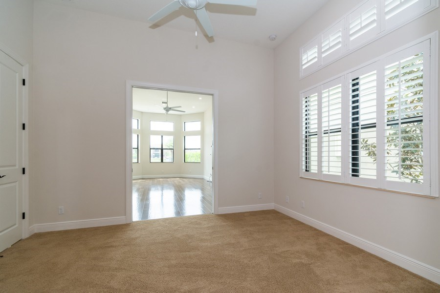 Real Estate Photography - 10262 Sweet Bay Manor, Parkland, FL, 33076 - Office