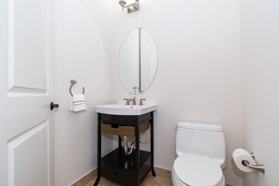 Real Estate Photography - 10262 Sweet Bay Manor, Parkland, FL, 33076 - Half Bath Main Floor