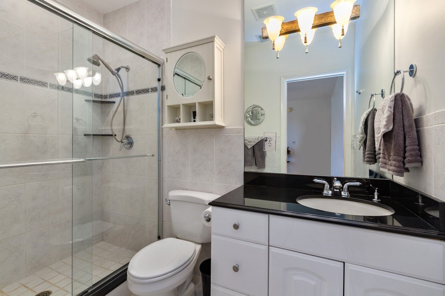 Real Estate Photography - 4700 NE 26 Ave, Ft Lauderdale, FL, 33308 - 3rd Bathroom