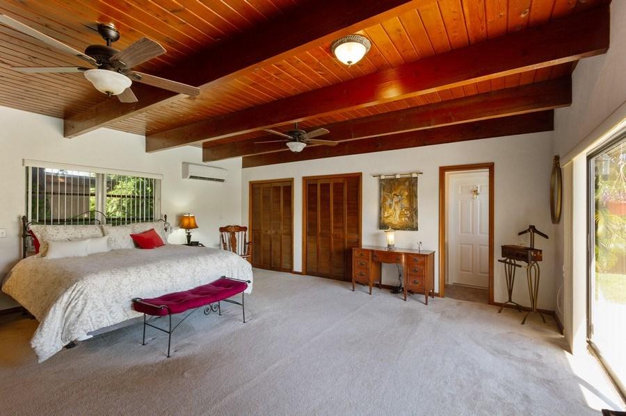Real Estate Photography - 4700 NE 26 Ave, Ft Lauderdale, FL, 33308 - Master Bedroom