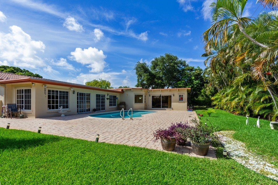 Real Estate Photography - 4700 NE 26 Ave, Ft Lauderdale, FL, 33308 - pool