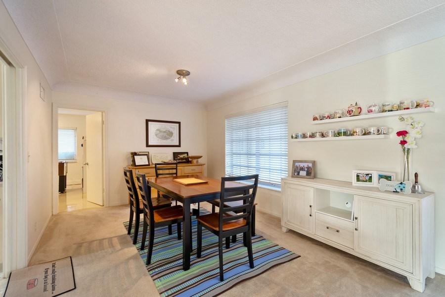 Real Estate Photography - 17 Cayuga Road, Sea Ranch Lakes, FL, 33308 - Dining Room