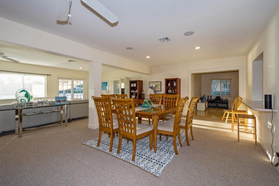 Real Estate Photography - 17 Cayuga Road, Sea Ranch Lakes, FL, 33308 - Breakfast Room