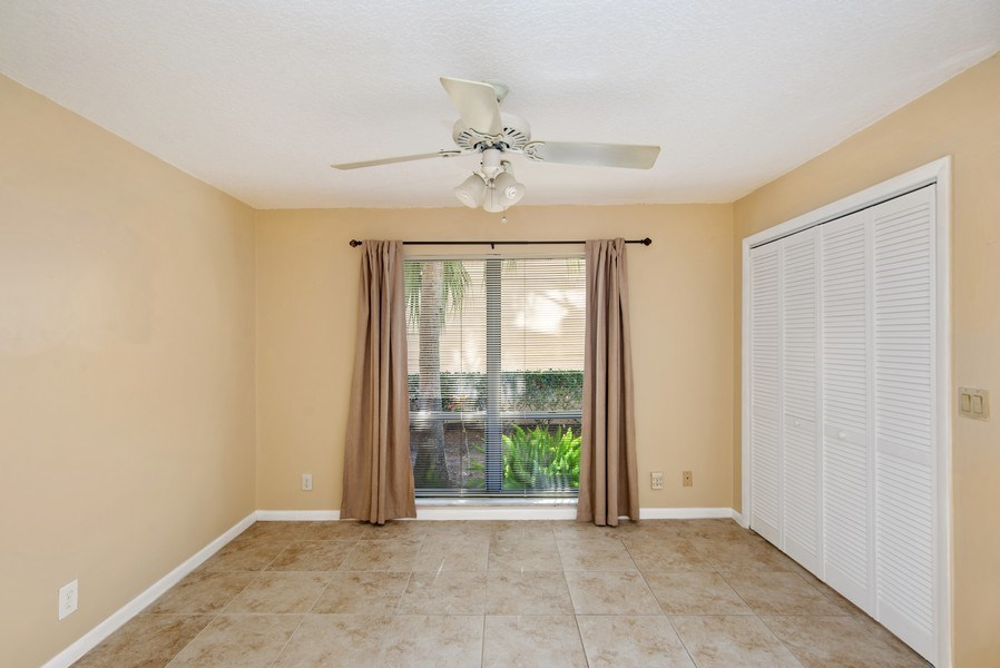 Real Estate Photography - 2459 SW Bobalonk Court, Palm City, FL, 34990 - 3rd Bedroom