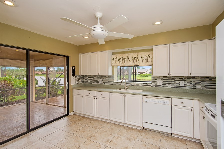 Real Estate Photography - 2459 SW Bobalonk Court, Palm City, FL, 34990 - Kitchen