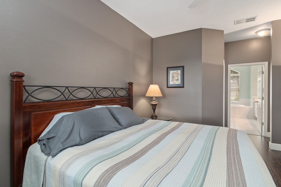 Real Estate Photography - 625 Lakeworth Cir, Lake Mary, FL, 32746 - Master Bedroom