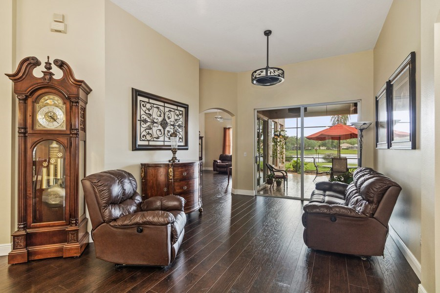 Real Estate Photography - 625 Lakeworth Cir, Lake Mary, FL, 32746 - Sitting Room