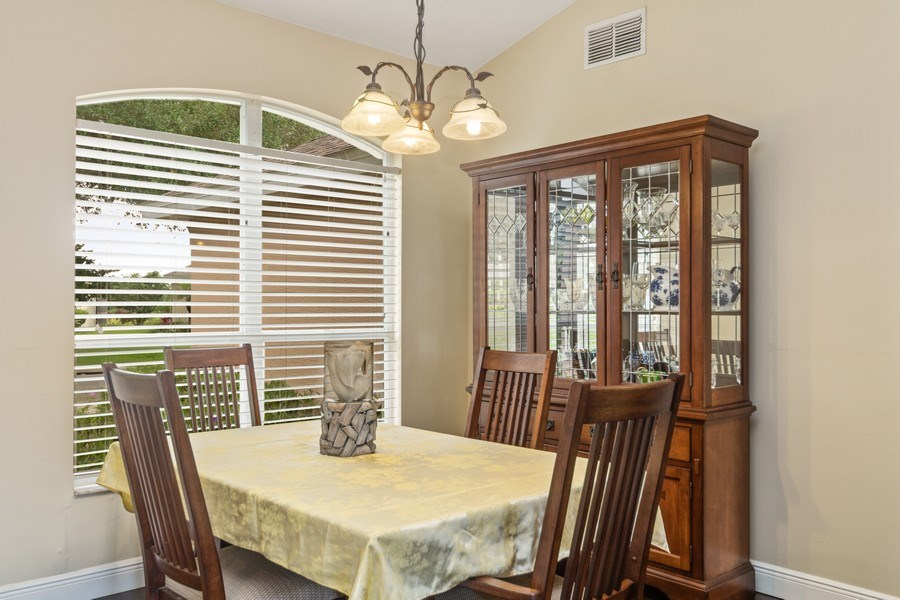 Real Estate Photography - 625 Lakeworth Cir, Lake Mary, FL, 32746 - Dining Room