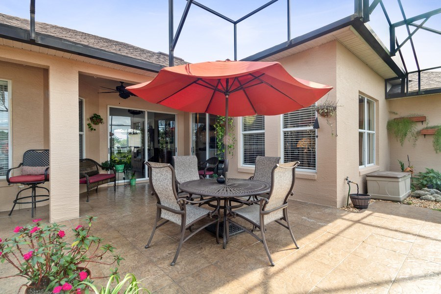 Real Estate Photography - 625 Lakeworth Cir, Lake Mary, FL, 32746 - Patio