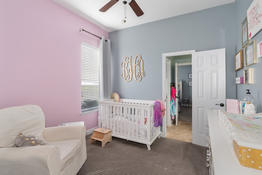 Real Estate Photography - 1068 Bloomsbury Run, Lake Mary, FL, 32746 - 2nd Bedroom
