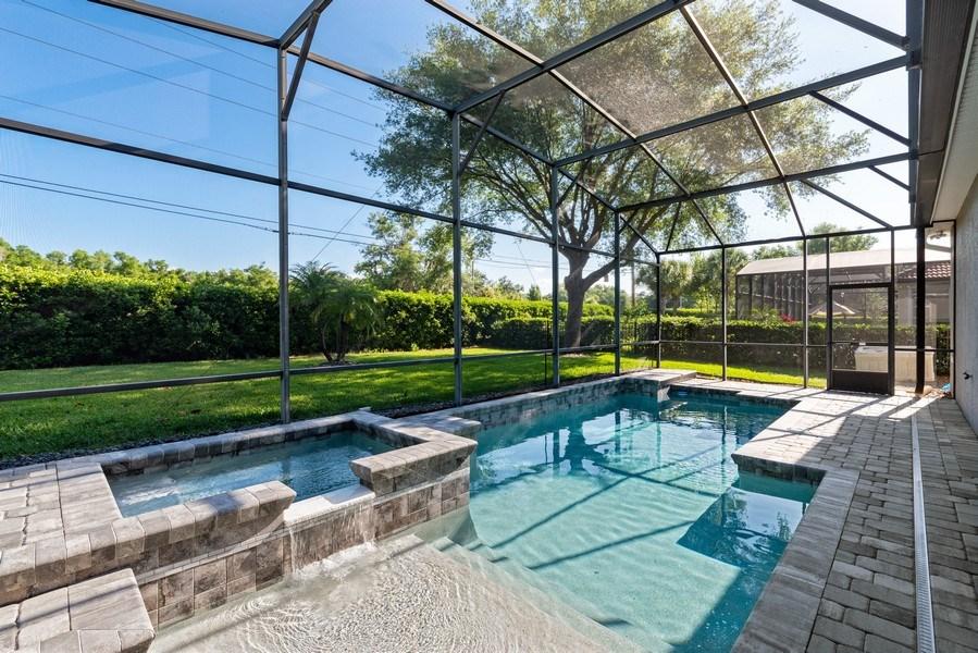 Real Estate Photography - 1068 Bloomsbury Run, Lake Mary, FL, 32746 - Pool