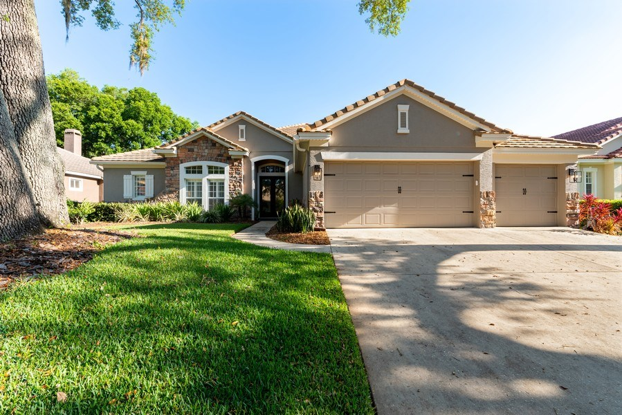 Real Estate Photography - 1068 Bloomsbury Run, Lake Mary, FL, 32746 - Front View