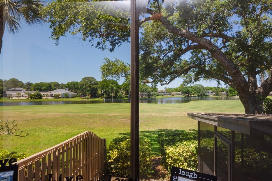 Real Estate Photography - 13914 Lake Point Dr, Clearwater, FL, 33762 - View