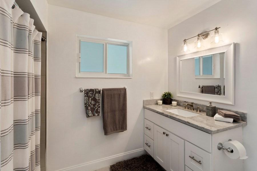 Real Estate Photography - 8600 SW 87th Ter, Miami, FL, 33143 - Master Bathroom