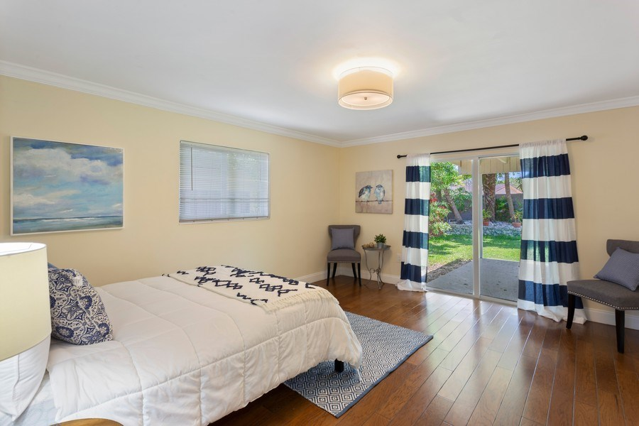 Real Estate Photography - 8600 SW 87th Ter, Miami, FL, 33143 - Master Bedroom