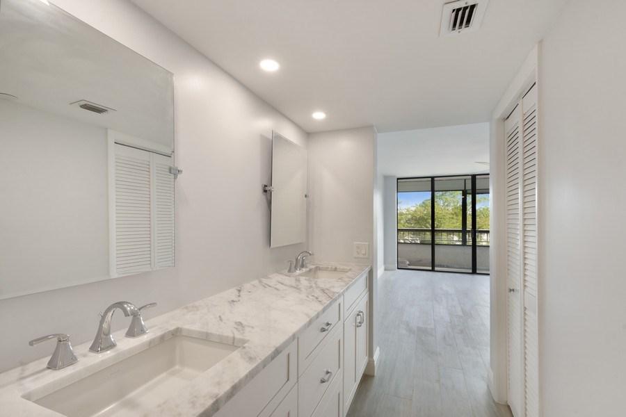 Real Estate Photography - 6320 Boca Del Mar Dr, Unit 307, Boca Raton, FL, 33433 - Master Bathroom