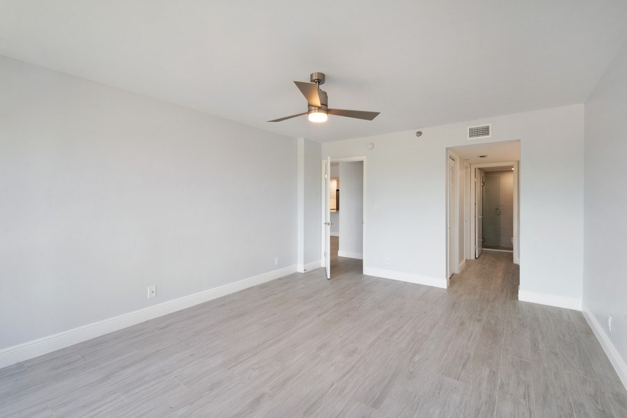 Real Estate Photography - 6320 Boca Del Mar Dr, Unit 307, Boca Raton, FL, 33433 - Master Bedroom