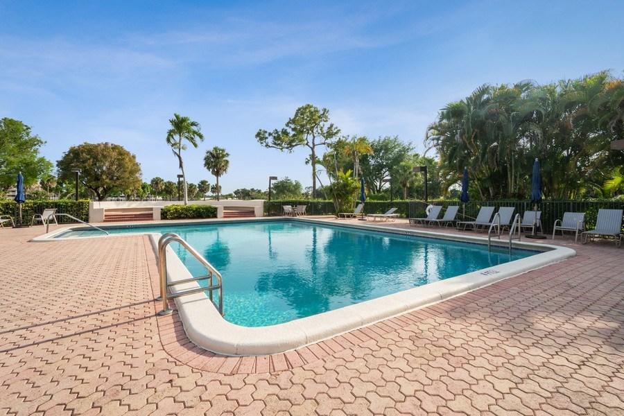 Real Estate Photography - 6320 Boca Del Mar Dr, Unit 307, Boca Raton, FL, 33433 - Pool