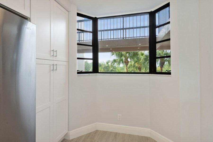 Real Estate Photography - 6320 Boca Del Mar Dr, Unit 307, Boca Raton, FL, 33433 - Breakfast Room