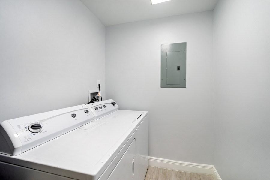 Real Estate Photography - 6320 Boca Del Mar Dr, Unit 307, Boca Raton, FL, 33433 - Laundry Room