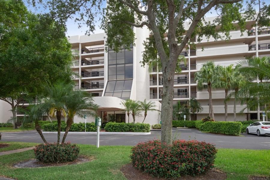 Real Estate Photography - 6320 Boca Del Mar Dr, Unit 307, Boca Raton, FL, 33433 - Front View