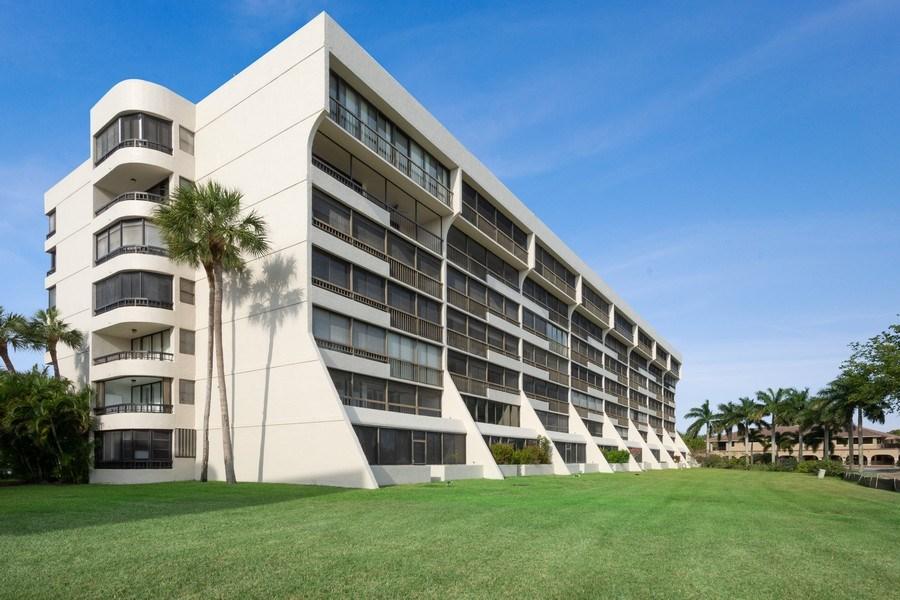 Real Estate Photography - 6320 Boca Del Mar Dr, Unit 307, Boca Raton, FL, 33433 - Rear View
