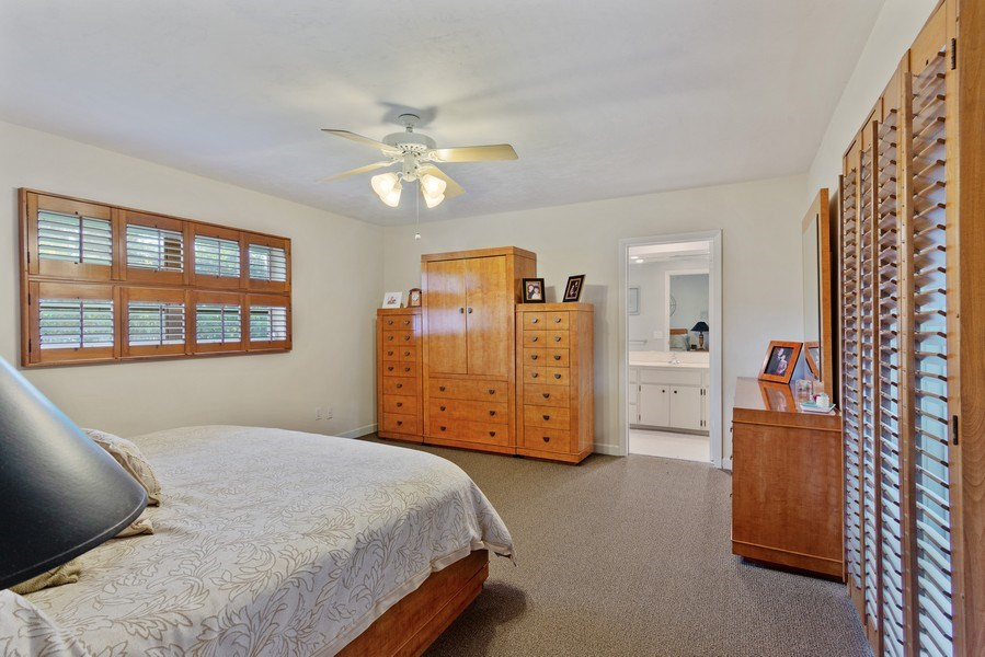 Real Estate Photography - 14300 SW 73rd Ave, Palmetto Bay, FL, 33158 - Master Bedroom