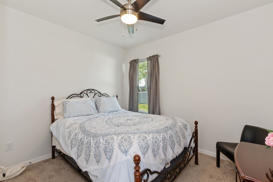 Real Estate Photography - 1405 SE 20th Pl, Cape Coral, FL, 33904 - 3rd Bedroom