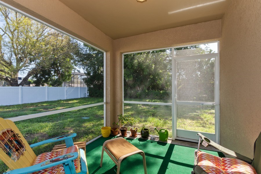 Real Estate Photography - 1405 SE 20th Pl, Cape Coral, FL, 33904 - Lanai