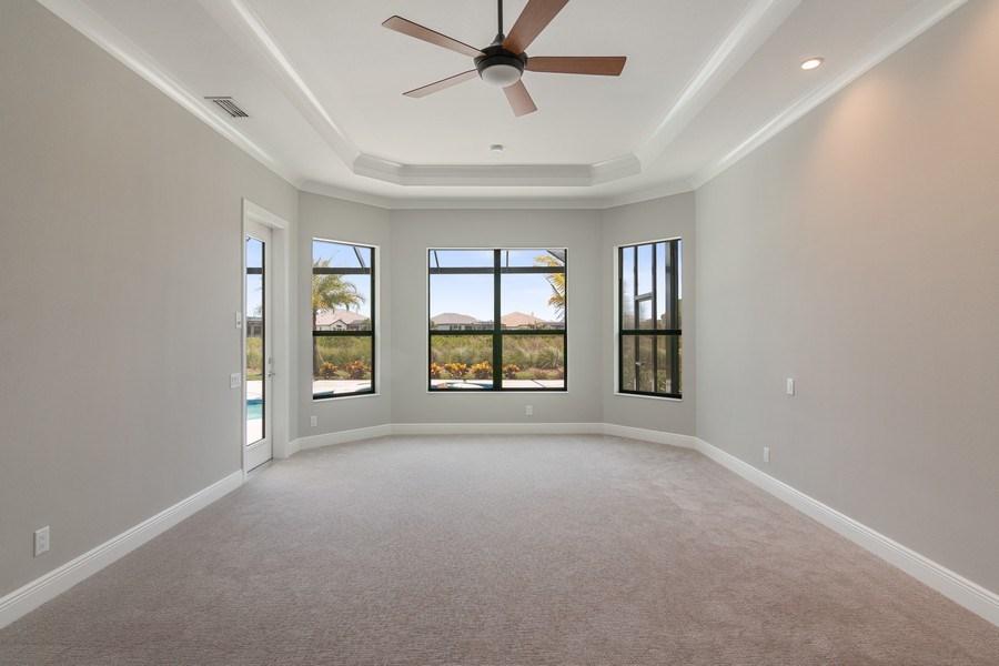 Real Estate Photography - 5420 Greenbrook Drive, Sarasota, FL, 34238 - Master Bedroom
