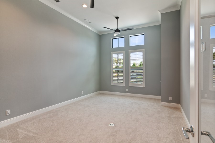 Real Estate Photography - 5420 Greenbrook Drive, Sarasota, FL, 34238 - Den