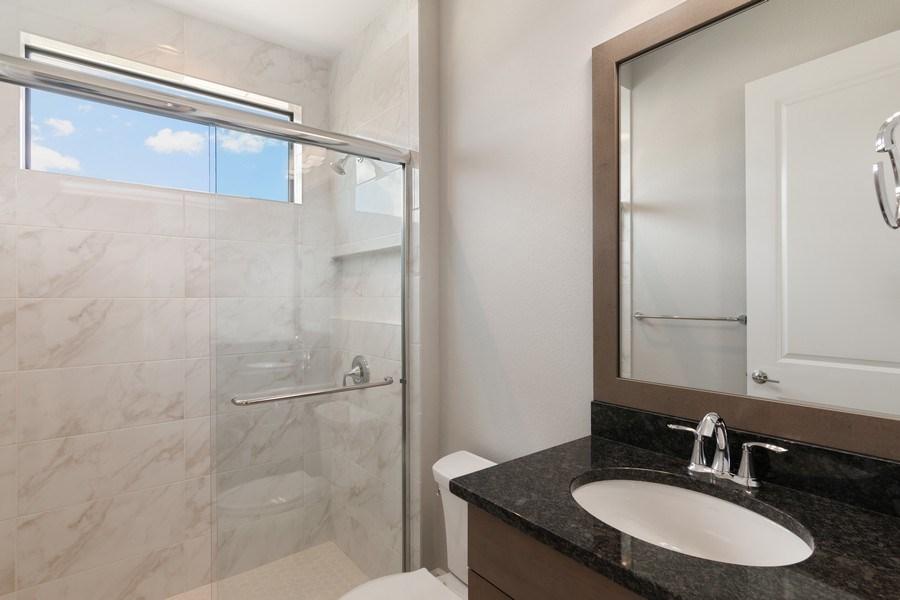 Real Estate Photography - 5420 Greenbrook Drive, Sarasota, FL, 34238 - 3rd Bathroom